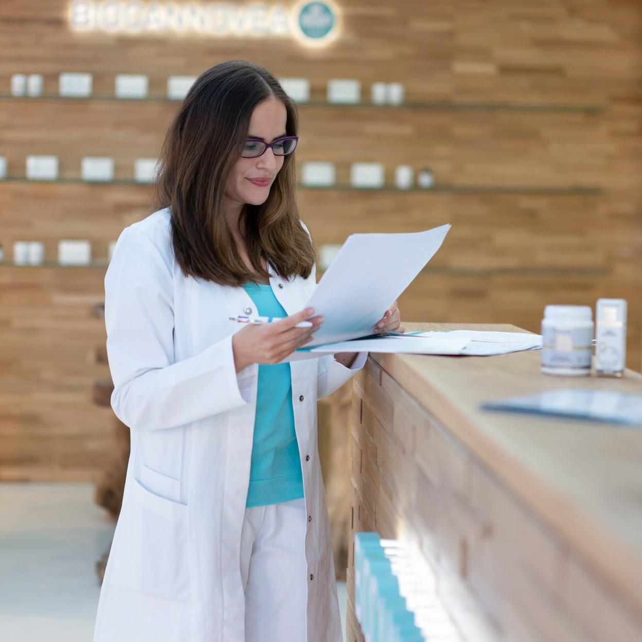 Biocannovea Immunanalyse Zentrum